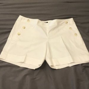 🦋New! Ann Taylor cotton shorts.